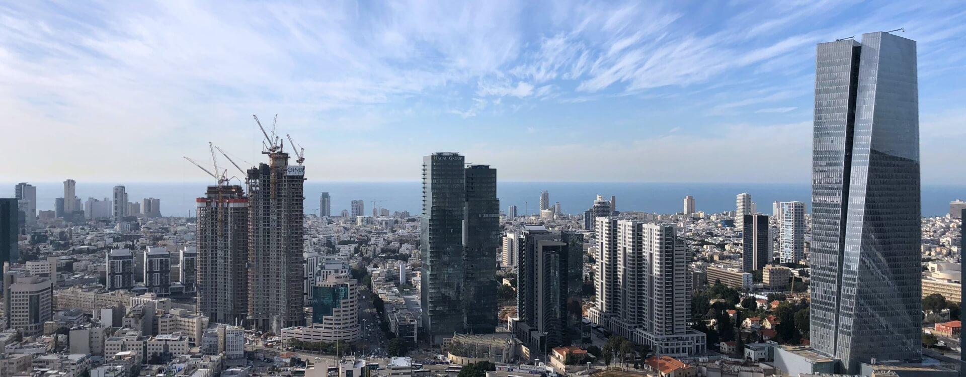 israel-view-tel-aviv-from